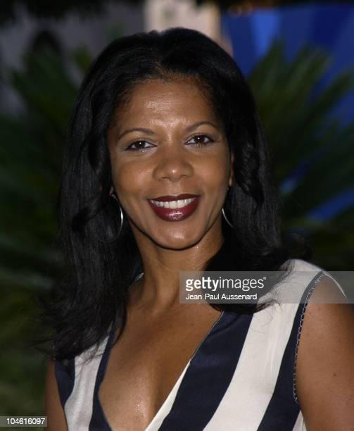Penny Johnson Jerald during Fox Broadcasting Summer 2002 Press Tour - Day 1 at Ritz Carlton Hotel in Pasadena, California, United States.