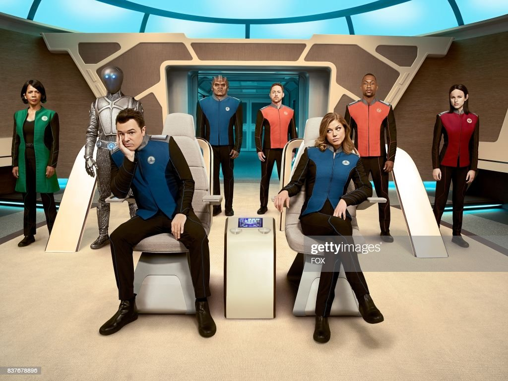 "CA: FOX's ""The Orville"" - Season One"