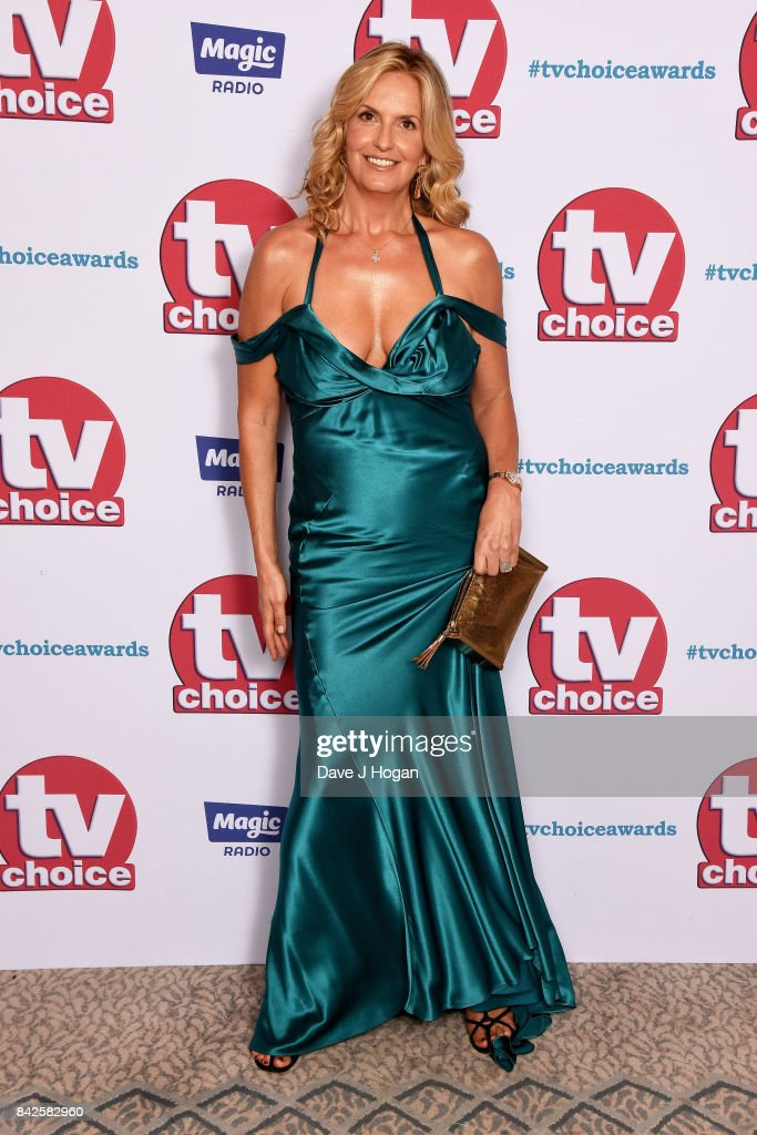 TV Choice Awards - VIP Arrivals