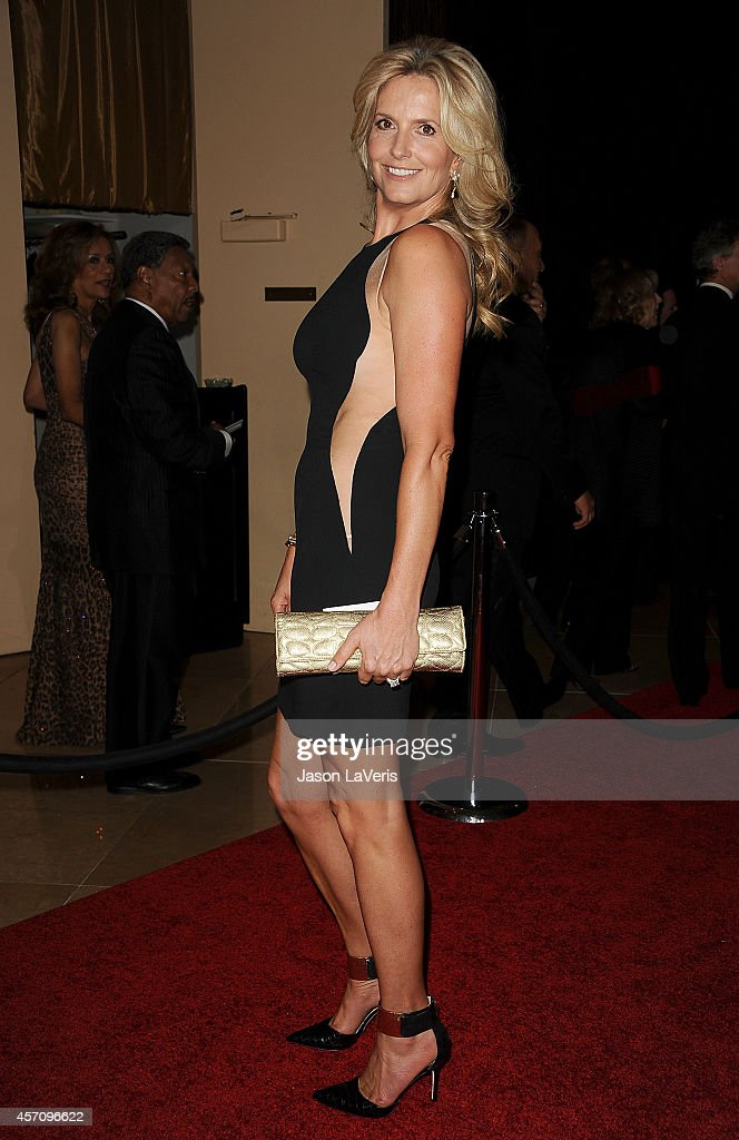 Penny Lancaster attends the 2014 Carousel of Hope Ball at The Beverly Hilton Hotel on October 11, 2014 in Beverly Hills, California.