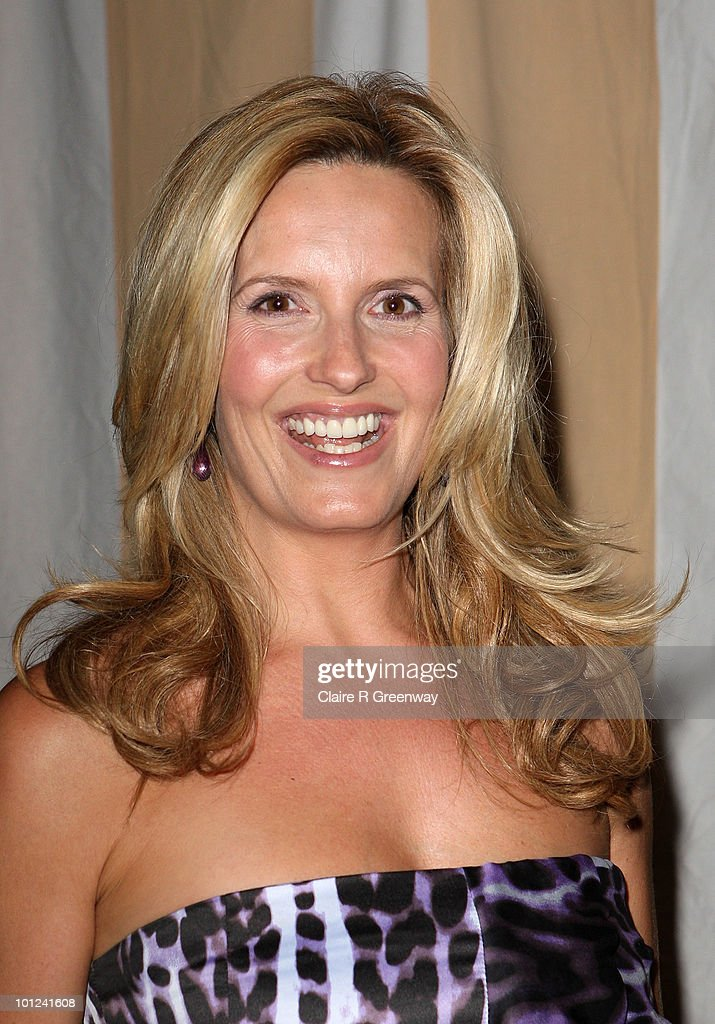 Penny Lancaster attends the after party following the UK premiere of 'Sex And The City 2' at The Orangery, Kensington Gardens on May 27, 2010 in London, England.
