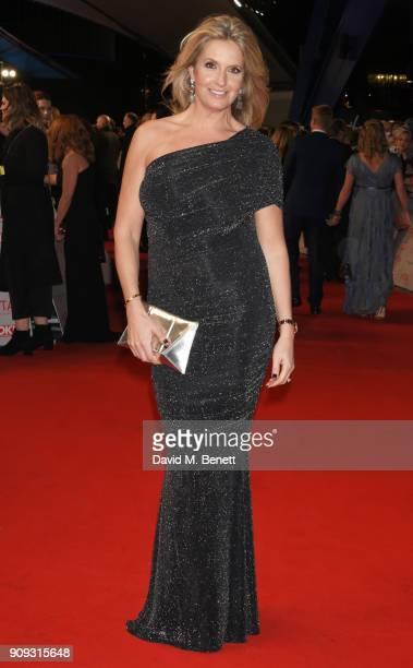 Penny Lancaster attends the National Television Awards 2018 at The O2 Arena on January 23 2018 in London England