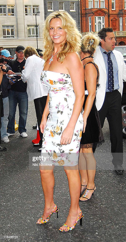 Prince's Trust Summer Ball - Outside Arrivals - July 6, 2006