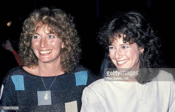 Penny Marshall and Debra Winger during Penny Marshall and Debra Winger Sighting May 1 United States