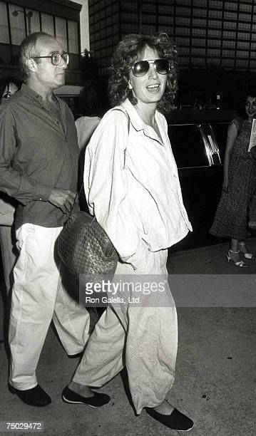 Penny Marshall and guest