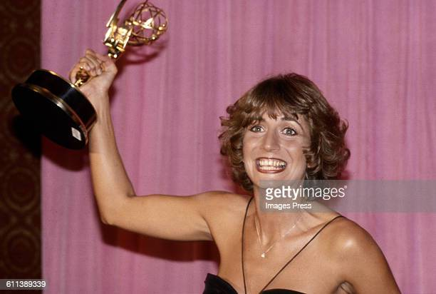 Penny Marshall attends the 31st Annual Primetime Emmy Awards circa 1979 in Pasadena California