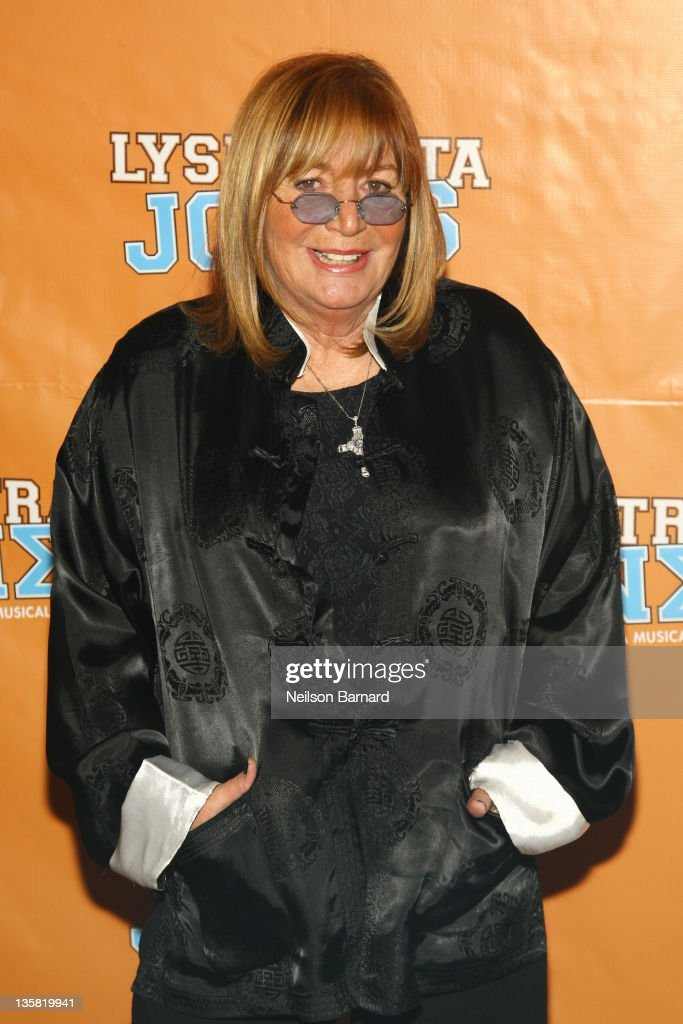 Penny Marshall attends the 'Lysistrata Jones' Broadway opening night after party at the New Liberty Theatre on December 14, 2011 in New York City.