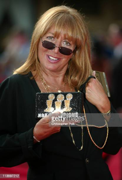 Penny Marshall during 2003 ESPY Awards Arrivals at Kodak Theatre in Hollywood California United States
