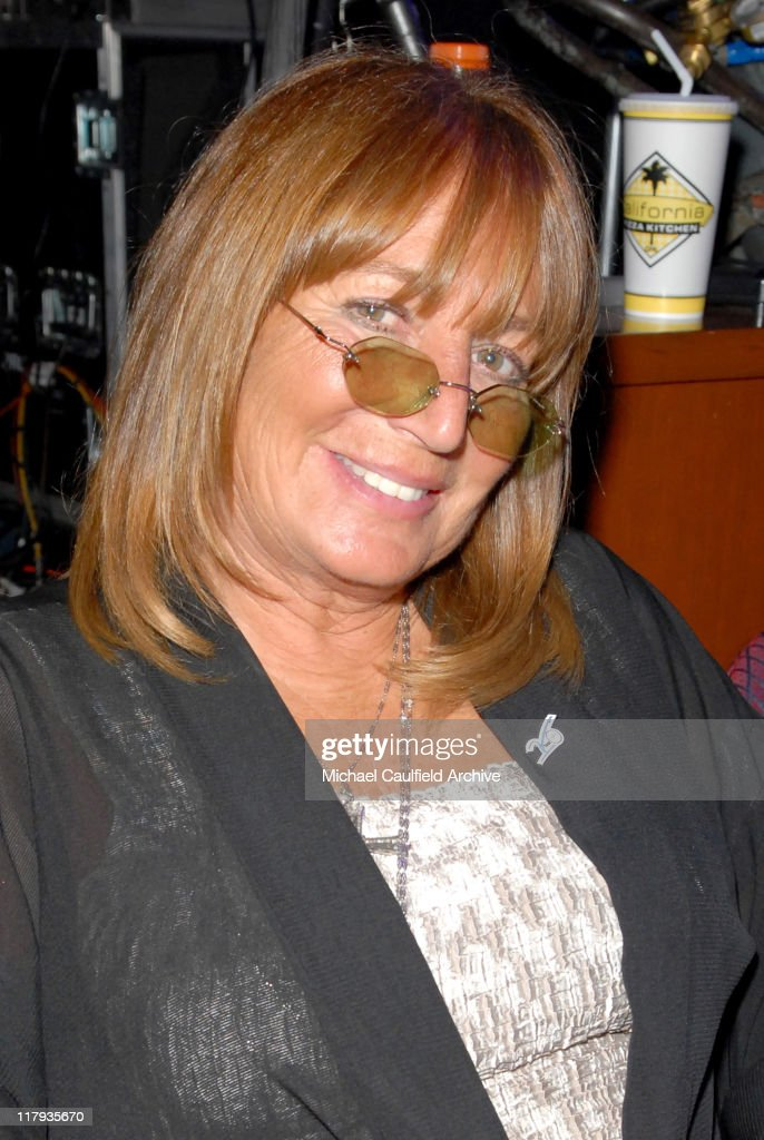 Penny Marshall during 2006 ESPY Awards - Backstage and Audience at Kodak Theatre in Los Angeles, California, United States.