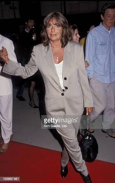 Penny Marshall during 'A League of Their Own' Los Angeles Premiere at Academy Theater in Beverly Hills California United States