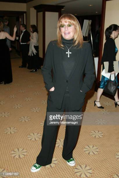 Penny Marshall during American Society of Cinematographers 18th Annual Outstanding Achievment Awards - Arrivals at Century Plaza Hotel in Century...