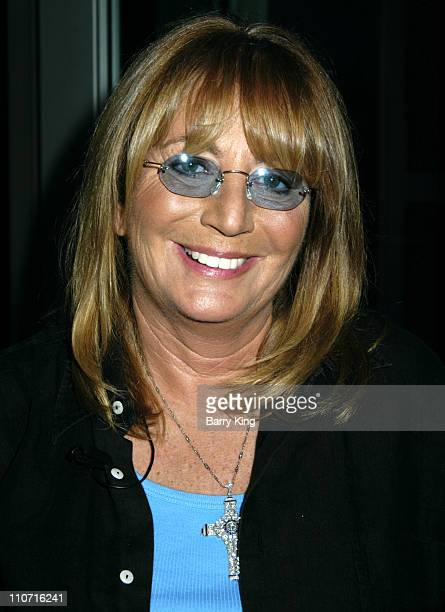 Penny Marshall during Hollywood's Master Storytellers Present 'A League of Their Own' Screening and appearance with Penny Marshall and Lori Petty at...