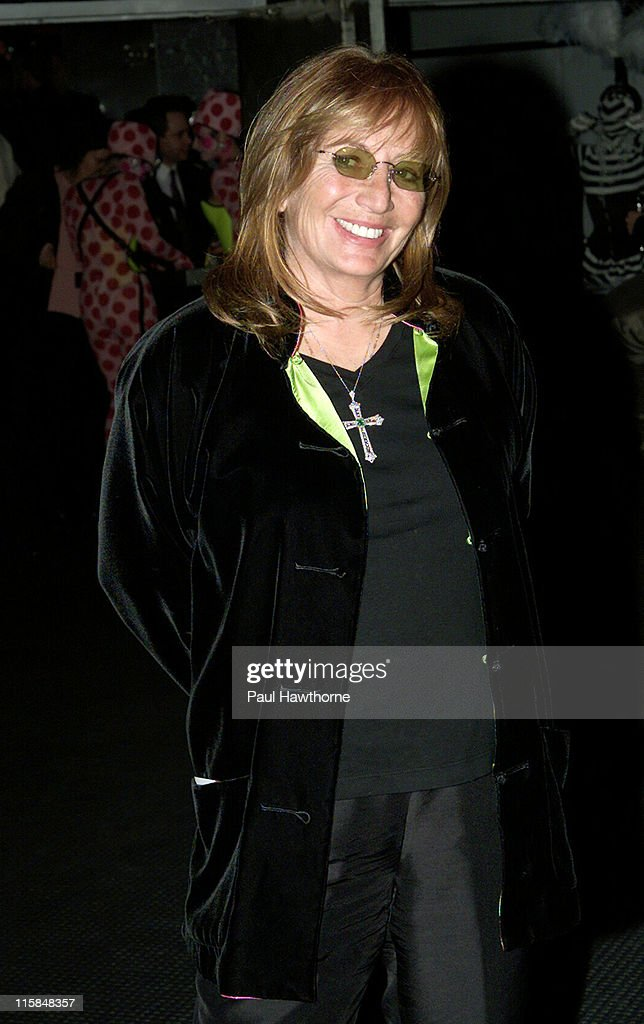 Penny Marshall during Rosie O'Donnell's Production of 'Taboo' Opens on Broadway - After Party at The Roxy in New York City, New York, United States.