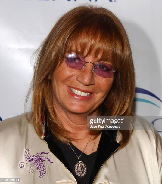 Penny Marshall during Senator Hillary Rodham Clinton Honored at The 1st Annual Oceana Partners Award Dinner at Century Plaza Hotel in Century City...