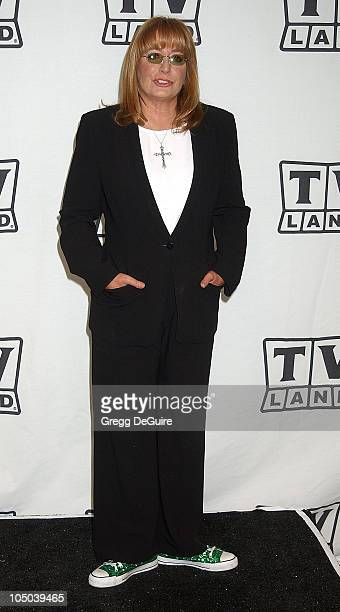 Penny Marshall during TV Land Awards: A Celebration of Classic TV - Press Room at Hollywood Palladium in Hollywood, California, United States.