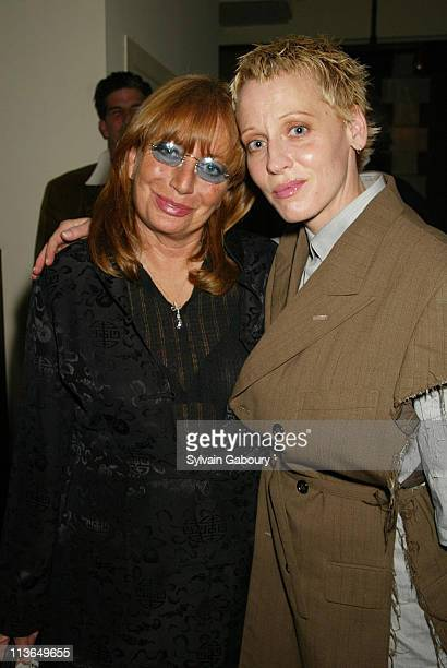 Penny Marshall Lori Petty during Robert DeNiro Hosts Book Party for Producer Art Linson's What Just Happened Bitter Hollywood Tales From the Front...