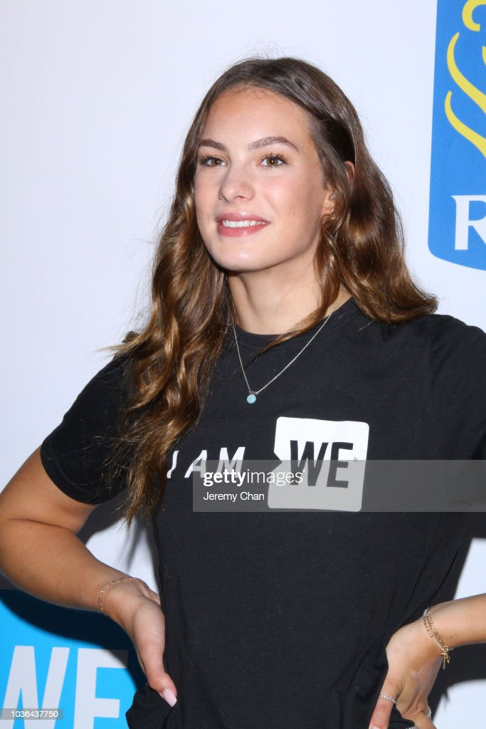 WE Day Toronto And WE Carpet  - Arrivals : News Photo