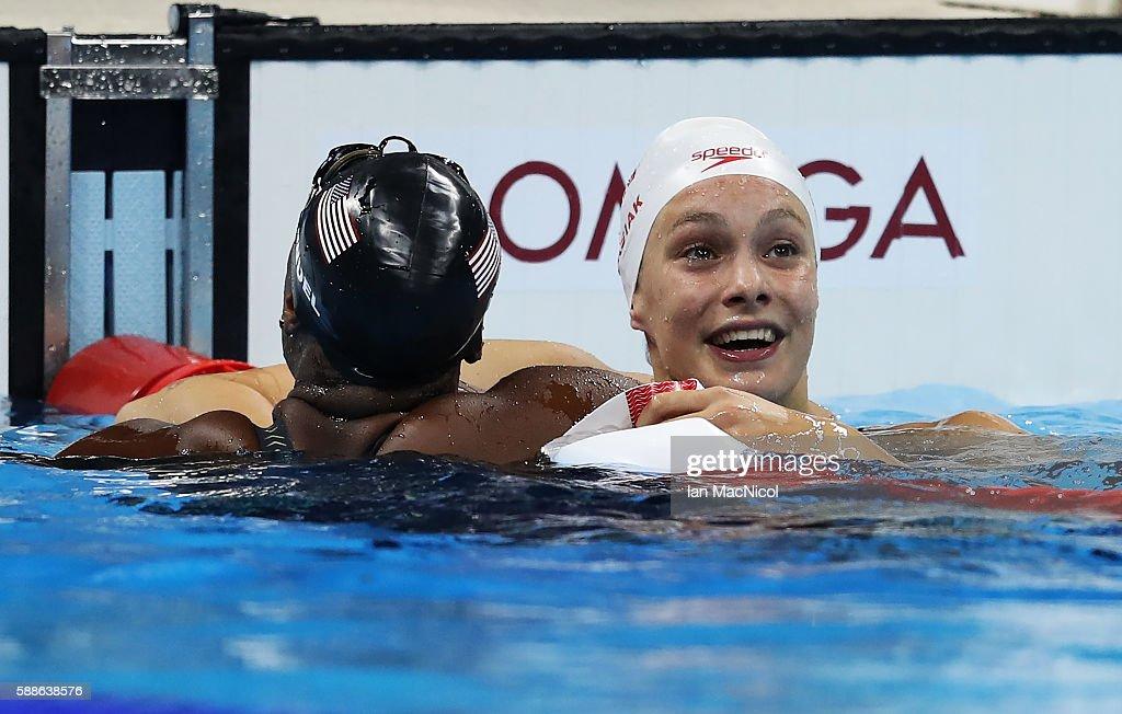 Swimming - Olympics: Day 6 : News Photo