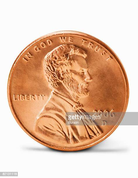 u.s. penny - us penny stock pictures, royalty-free photos & images