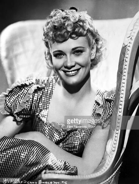 Penny Singleton 1940's