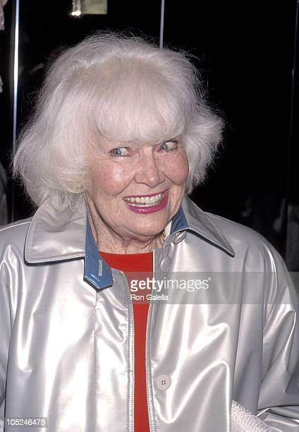 Penny Singleton during American Cinema Awards Foundation's 84th Birthday Celebration for Buddy Ebsen at Beverly Wilshire Hotel in Beverly Hills...
