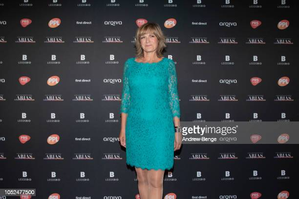 Penny Smith attends the Audio and Radio Industry Awards at First Direct Arena Leeds on October 18 2018 in Leeds England