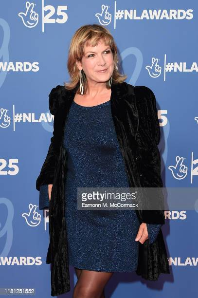 Penny Smith attends the BBC1's National Lottery Awards 2019 at BBC Television Centre on October 15 2019 in London England