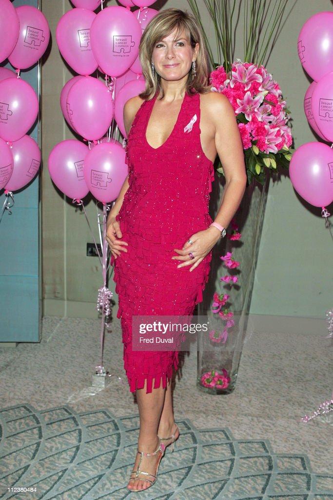 11th Annual Pink Ribbon Ball : News Photo