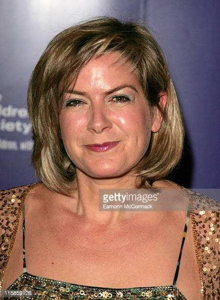 Penny Smith during The Children's Society Annual Ball May 16 2007 at Claridge's Hotel in London United Kingdom