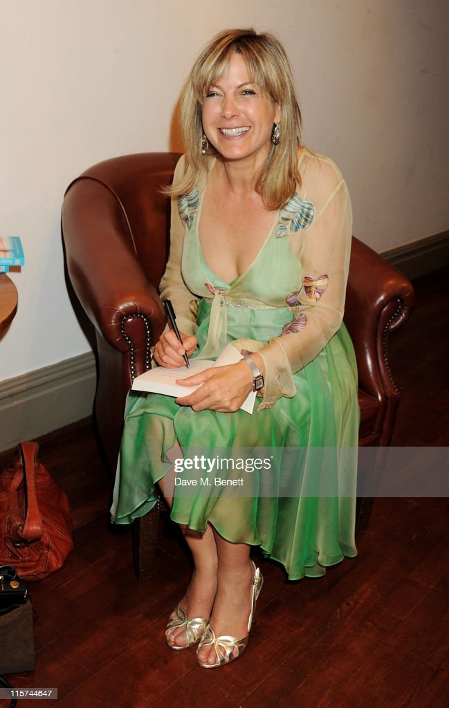 """""""Summer Holiday"""" By Penny Smith - Book Launch Party : News Photo"""