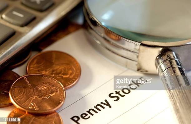 penny stocks - us penny stock pictures, royalty-free photos & images