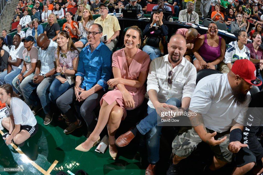 WNBA All Star 2017 Game