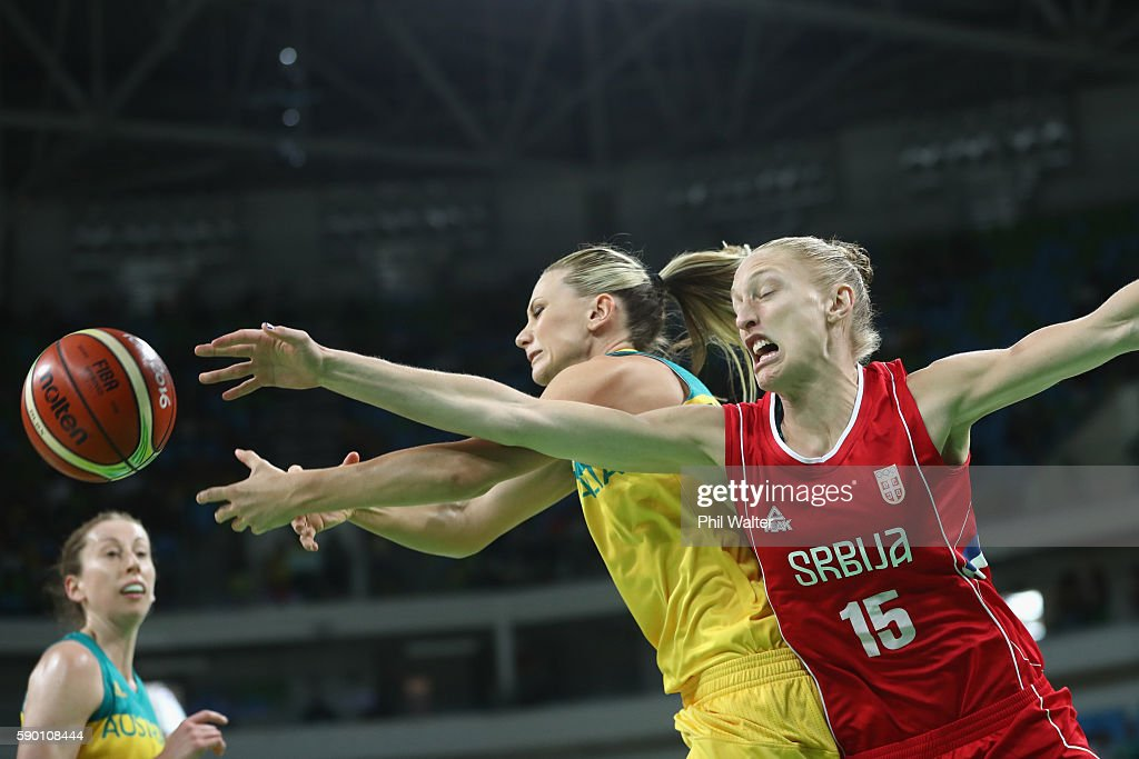Basketball - Olympics: Day 11