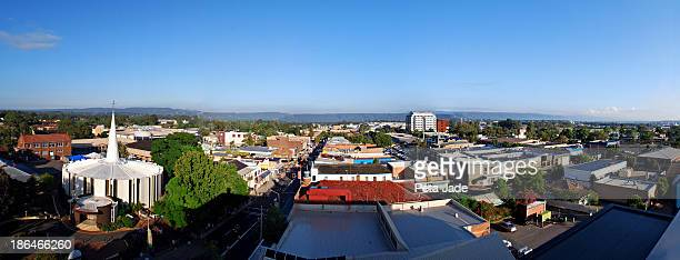 Penrith High St Panorama