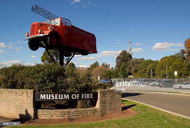 Penrith - Museum of Fire