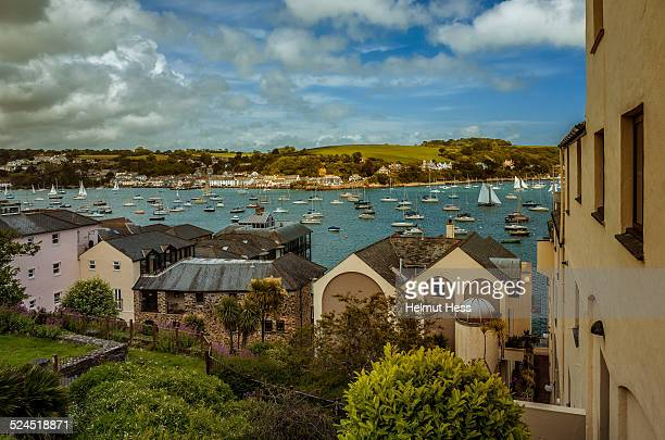 penryn river view - falmouth england stock pictures, royalty-free photos & images