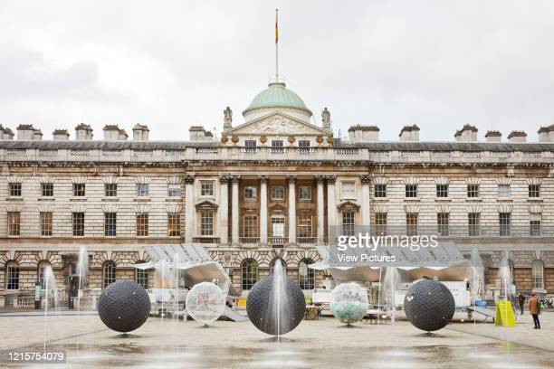 Trashpresso at London Design Festival 2017. London Design Festival 2017, London, United Kingdom. Architect: Various architects, 2018..