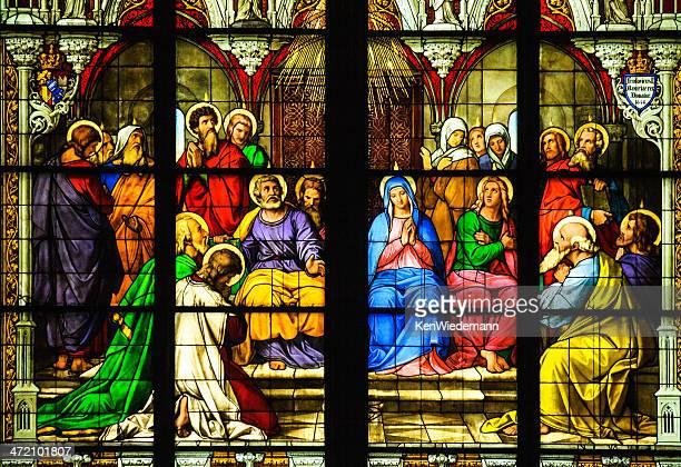 pentecost - pinksteren stockfoto's en -beelden
