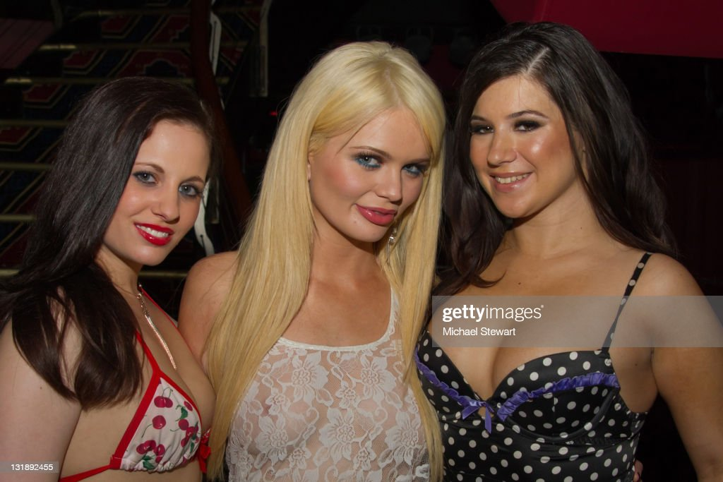 """""""Confessions Of The Hundred Hottest Porn Stars"""" Book Launch Party : News Photo"""