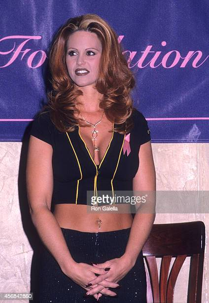Penthouse Pet Gina LaMarca attends Penthouse Pets Bare Their Breasts to Fight Breast Cancer Benefit for the Kathy Keeton Cancer Research Foundation...