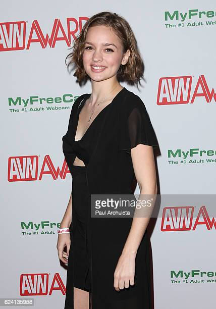 Penthouse Pet Mary Moody attends the 2017 AVN Awards nomination party at Avalon on November 17 2016 in Hollywood California