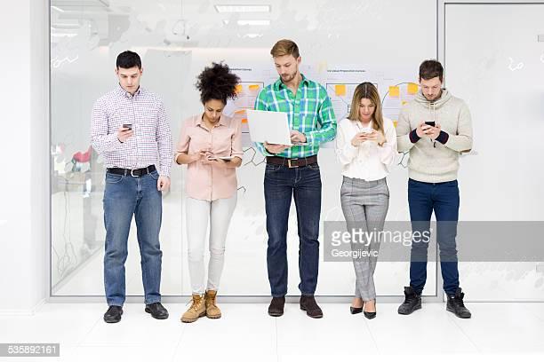 人々とテクノロジー