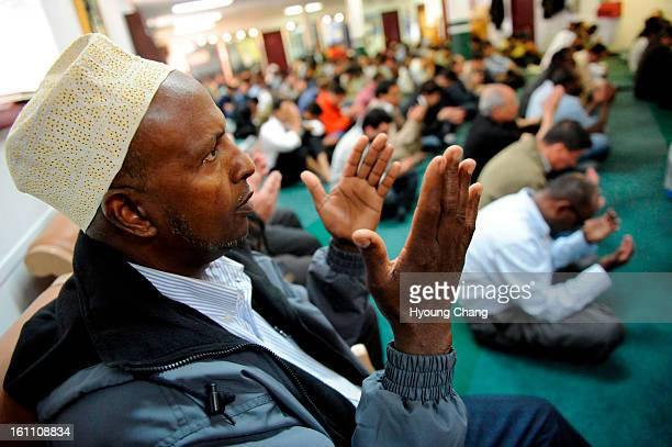 People are in the service at the Denver Islamic Society on Friday where cleric Anwar alAwlak served as a teacher in the 90's The Obama administration...