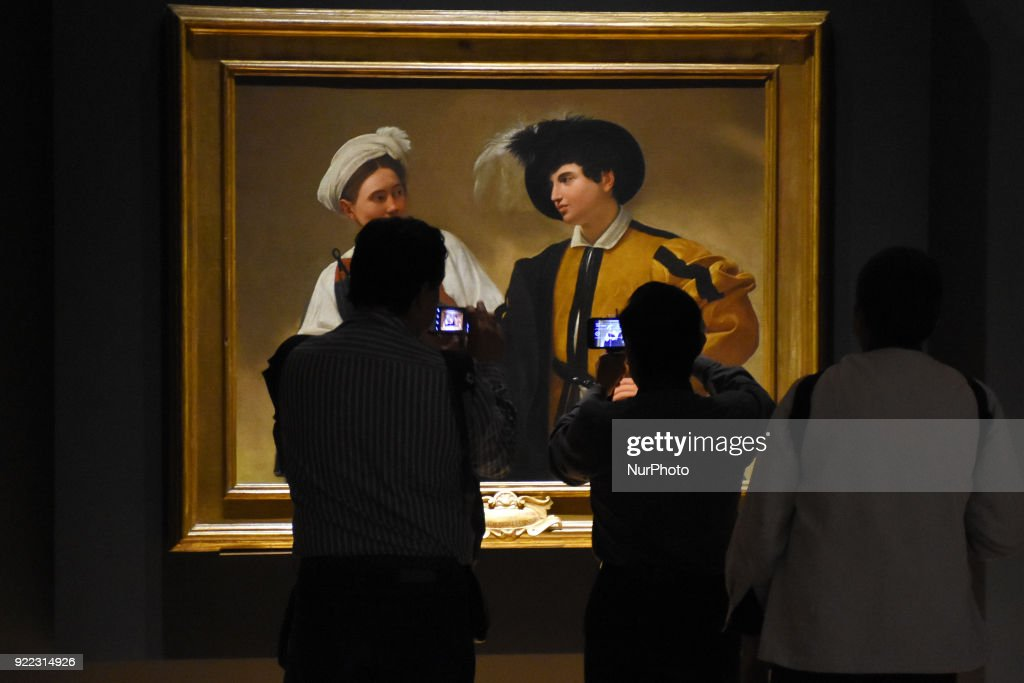 Caravaggio Art Exhibition in Mexico City