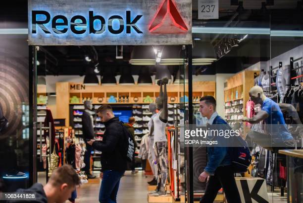 60 Top Reebok Store Pictures, Photos, & Images - Getty Images