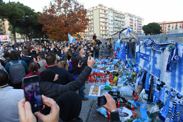 ITA: SSC Napoli v HNK Rijeka: Group F - UEFA Europa League