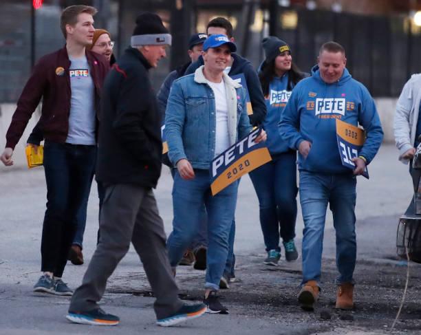 UT: Pete Buttigieg Holds Town Hall In Salt Lake City