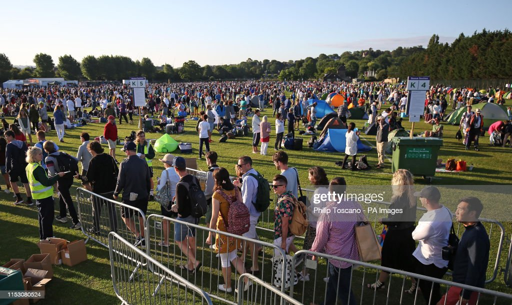 A Guide to the Queue at Wimbledon - Tiff Stuff