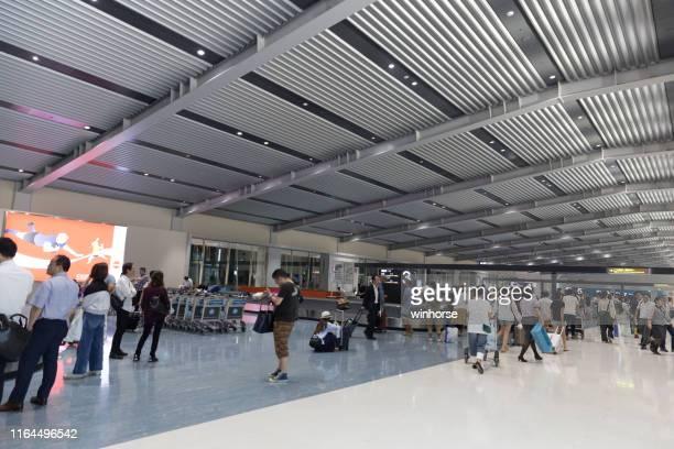 日本の大阪国際空港 - 大阪国際空港 ストックフォトと画像