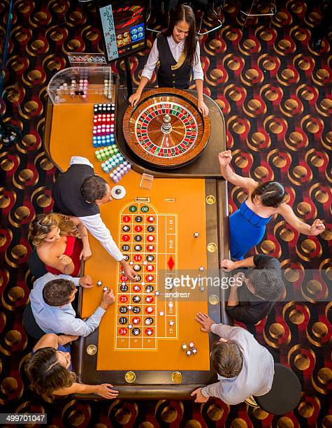 People at the Casino